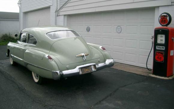 Buick super 50 sedanette 1949