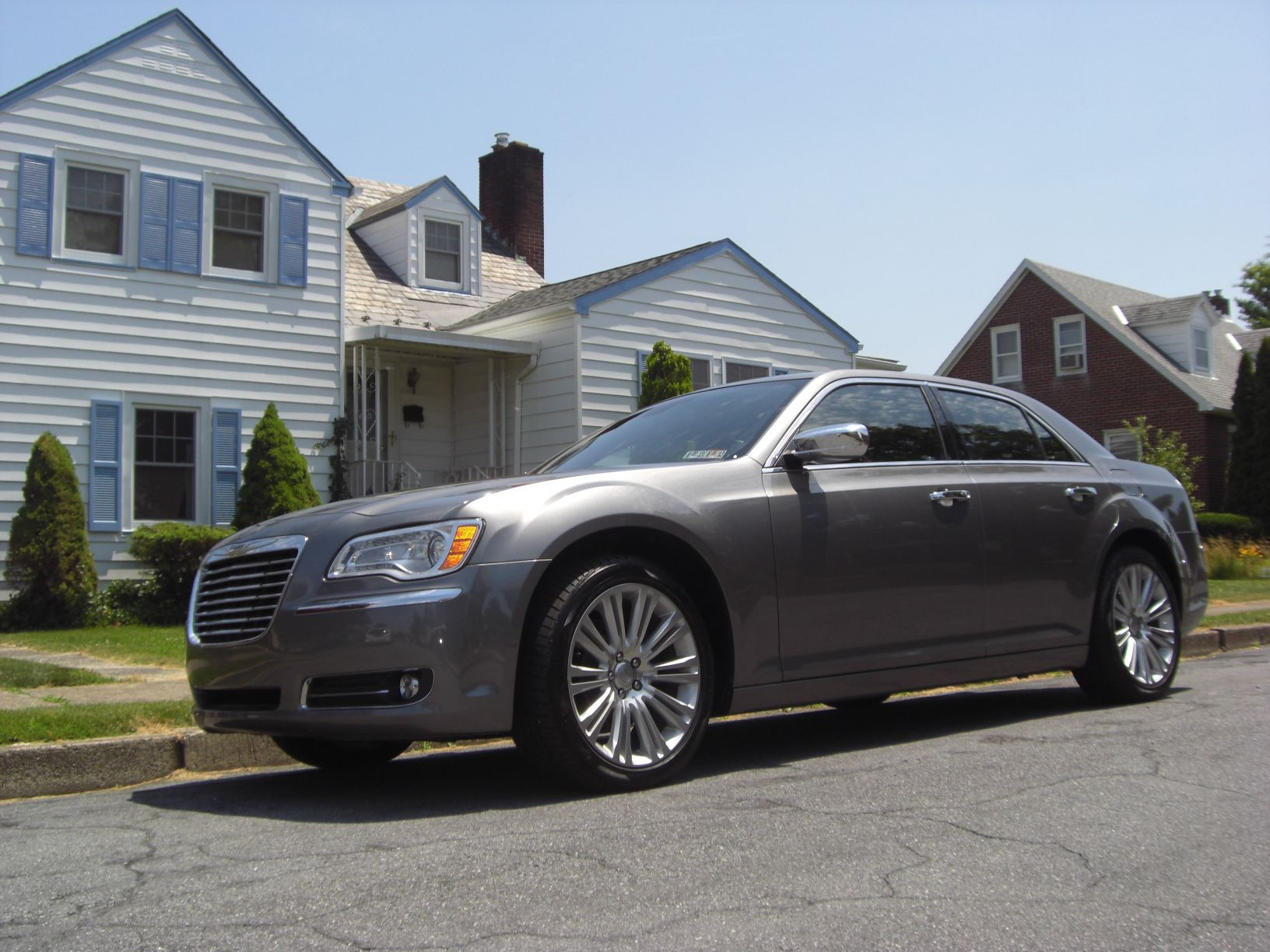 Chrysler 300 C Hemi 2011 American Cars And Parts