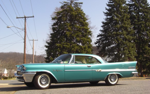 Chrysler New Yorker coupe 1958
