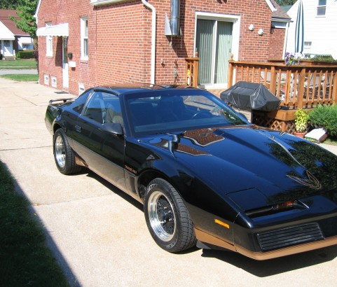 Pontiac Trans am 1982 ( France dpt 19)