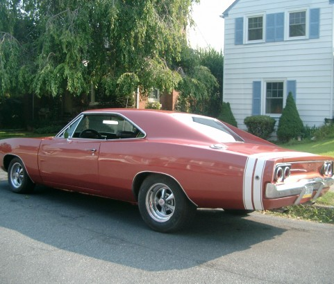 Dodge Charger 440ci 1968( France dpt 64)