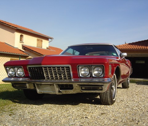 Buick Riviera 1972 ( France dpt 34)