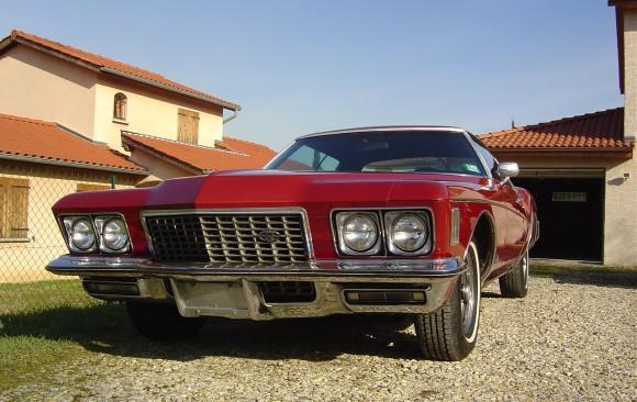 Buick Riviera 1972 ( France dpt 34)