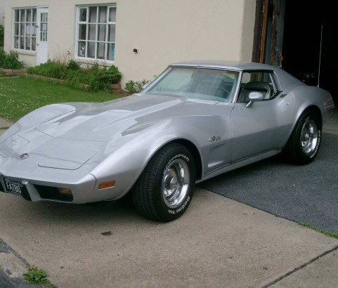 Chevrolet Corvette 1975 ( France dpt 78)