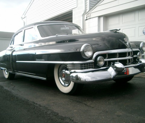 Cadillac serie 62 sedan 1951