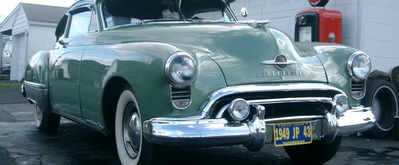 Oldsmobile 98 Fastback 1949