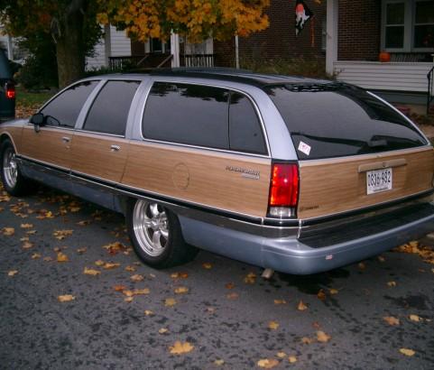 Buick Roadmaster wagon 1993 ( Carouge , SUISSE)