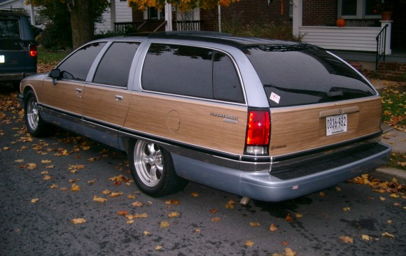 Buick Roadmaster wagon 1993 ( Carouge , SUISSE)