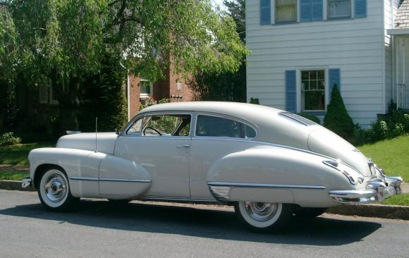 Cadillac serie 62 sedanette 1947