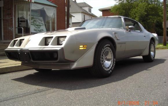 Pontiac Trans am 1979 ( Principautee d'Andore)