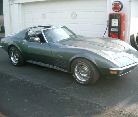 Chevrolet Corvette 1970 ( France dpt 59)