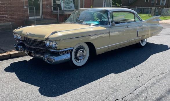 Cadillac Fleetwood 1959 (  France dpt 41)