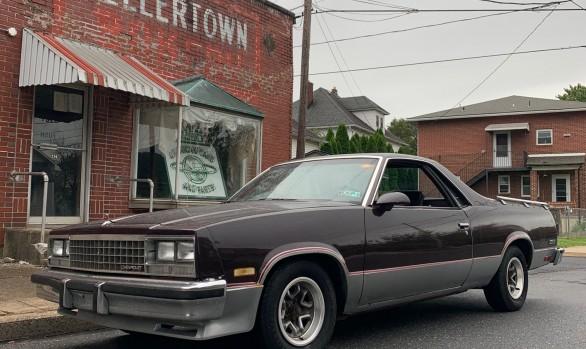 Chevrolet El camino 1987 ( France dpt 29)