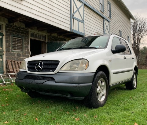 Mercedes ML320 1999 ( Fleetwood , PA )