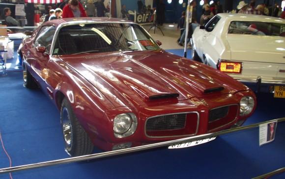 Pontiac Firebird Formula 350 1971 ( France dpt 69)