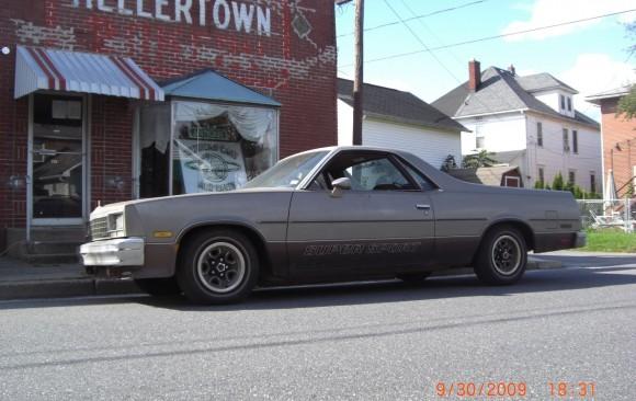 Chevrolet Camino SS 1983 ( France dpt 74)