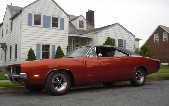 Dodge charger RT 1969 ( Geneve , Suisse)