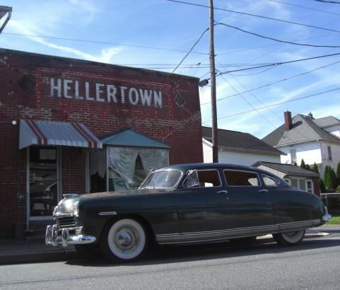 Hudson super six 1949 ( Wisconsin, USA)