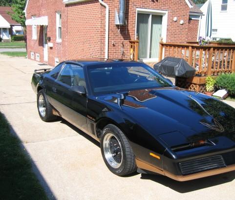 Pontiac Trans am 1982 ( France dpt 19)
