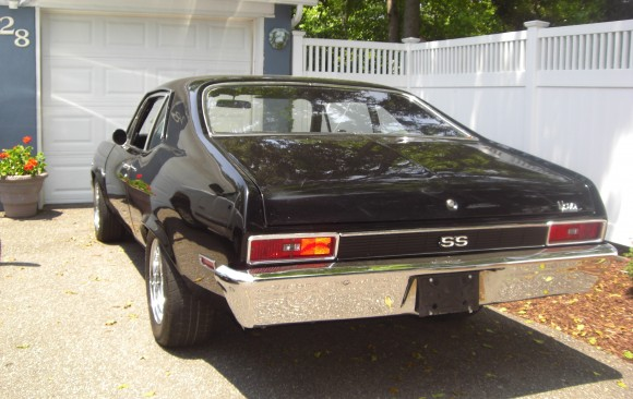 Chevrolet Nova SS 1971 ( Turin , Italie )