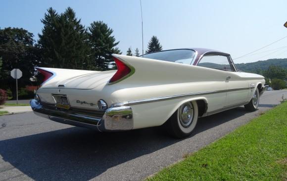 Chrysler Saratoga coupe 1960