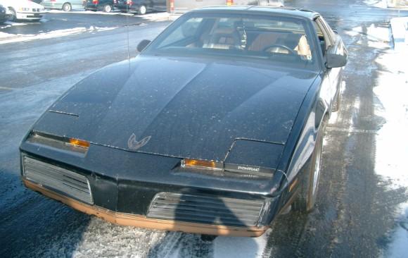 Pontiac Trans am 1982 ( France dpt 67)