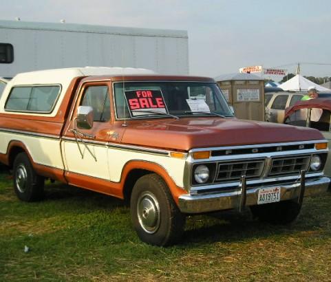Ford Ranger XLT 1977  ( France dpt 42)