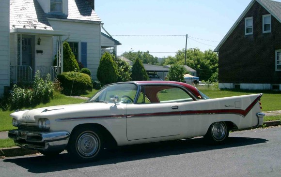 De Soto Firesweep hardtop coupe 1959 ( France dpt 67)