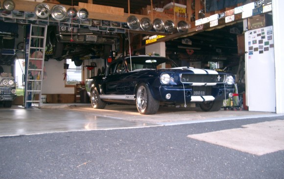Ford Mustang Shelby replica ( France dpt 94)