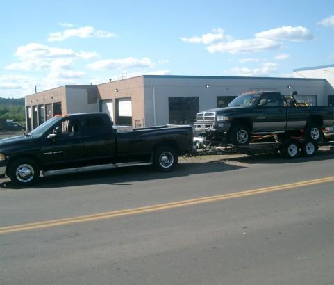 Dodge Ram 2500 Laramie 2000 ( France dpt 43)