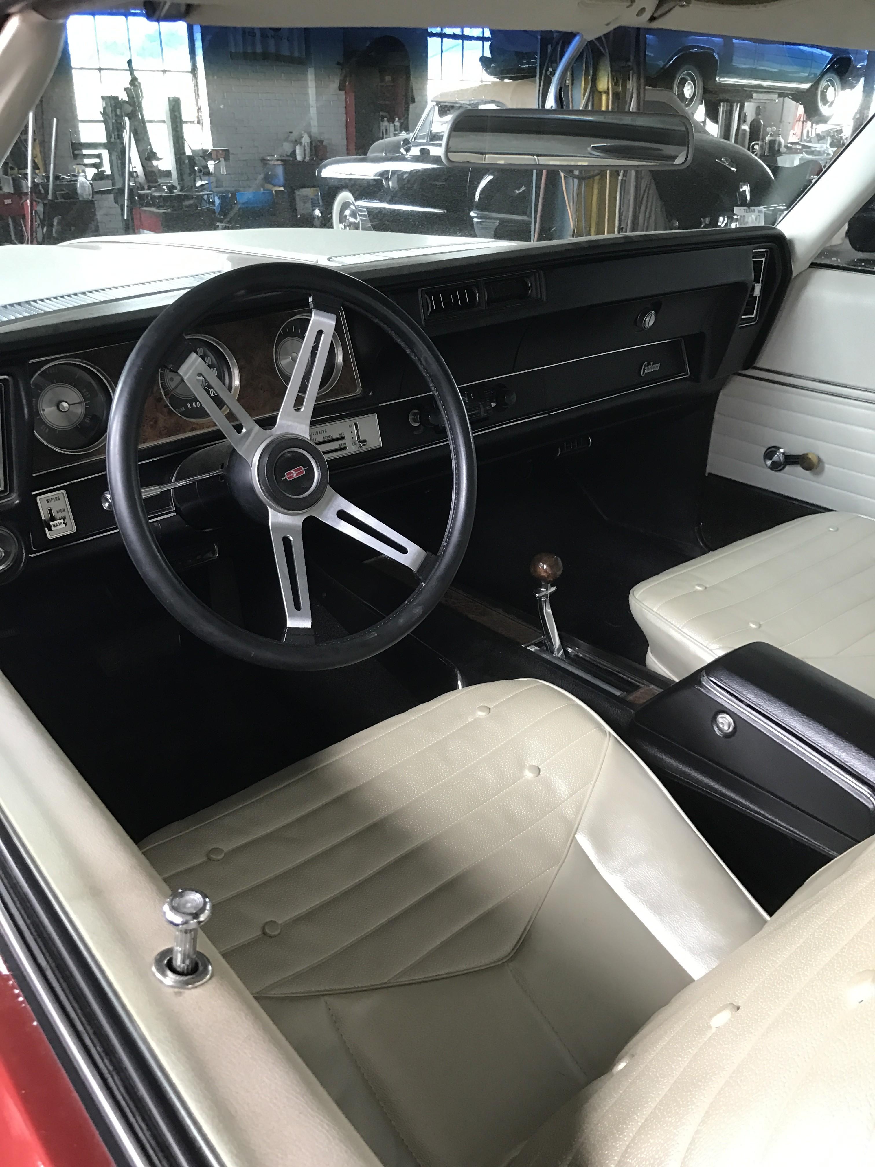Oldsmobile cutlass supreme hardtop coupe 1970