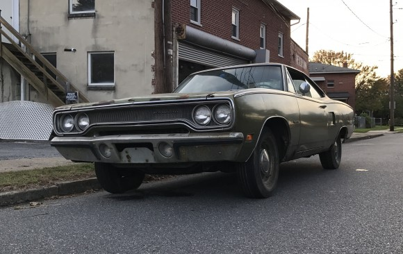 Plymouth Satellite coupe 1970 ( France dpt 67)