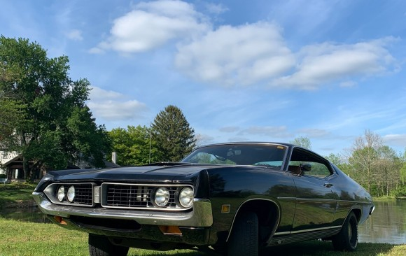 Ford Torino GT 1971 ( New Hyde park, NY)
