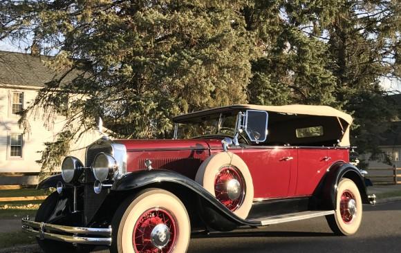 La Salle 340 Phaeton 1930 ( France dpt 60)