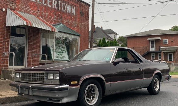 Chevrolet Caprice Taxi 1987 France Dpt 29 American Cars